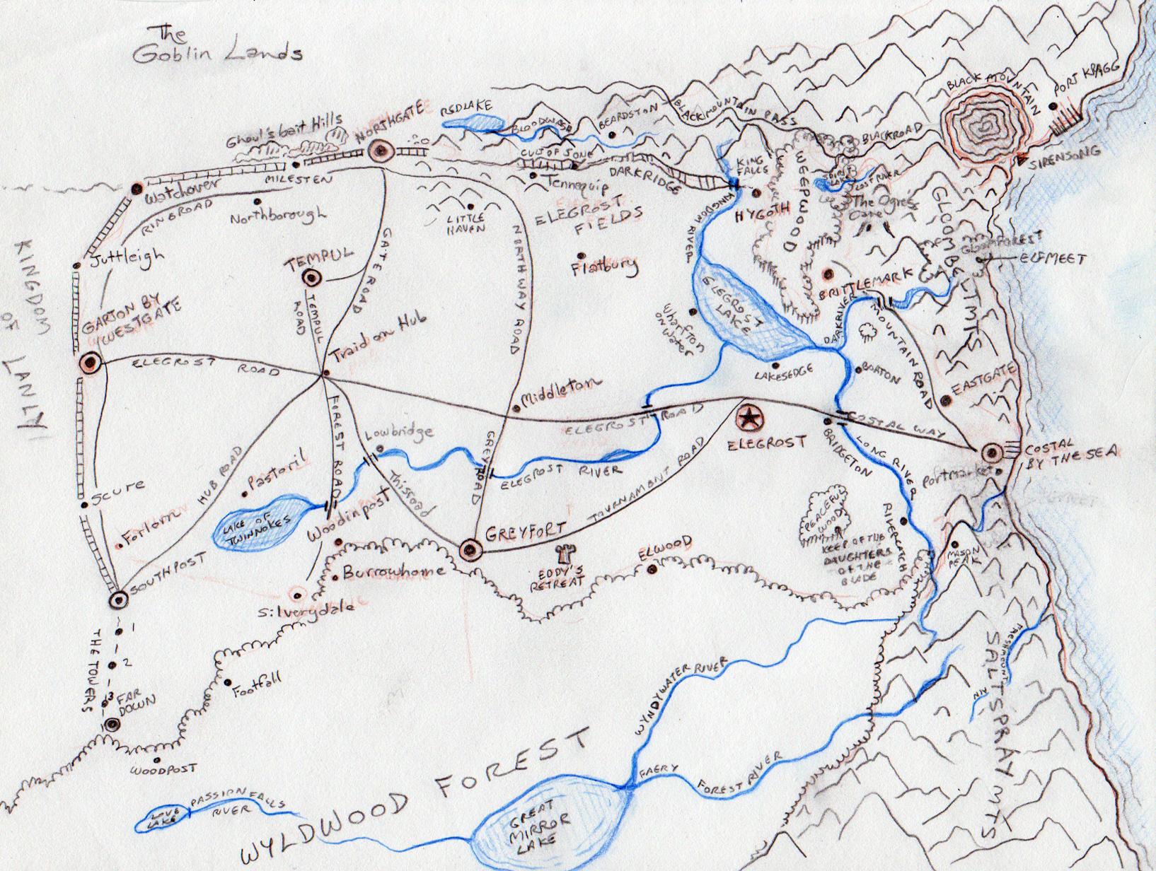 Map of Elegrost 2