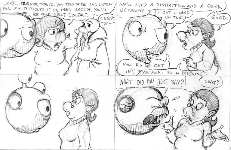 0049: Mrs B Makes A Plan