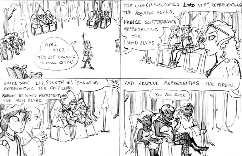 0073: A Quorum Of Elves