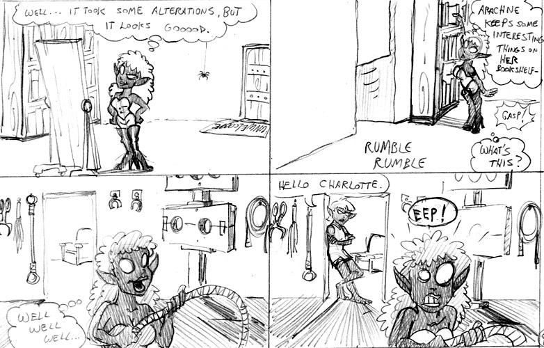 0091: Charlottes Web