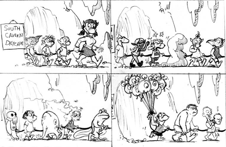 0094: Little Monsters