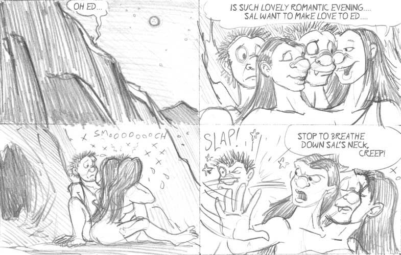 0507 Romance On The Rocks