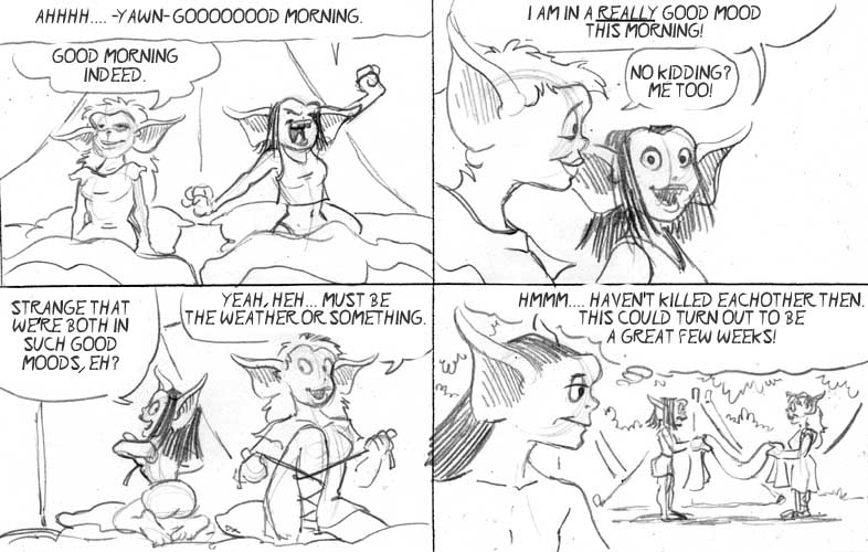 1045 Grinning Goblins