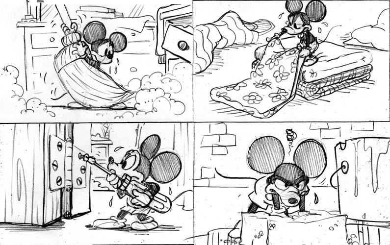 1310 Mouse Work