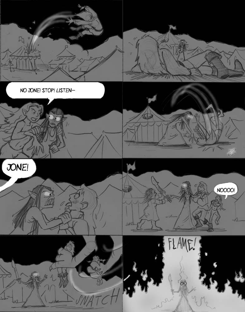 1389 Night Fight