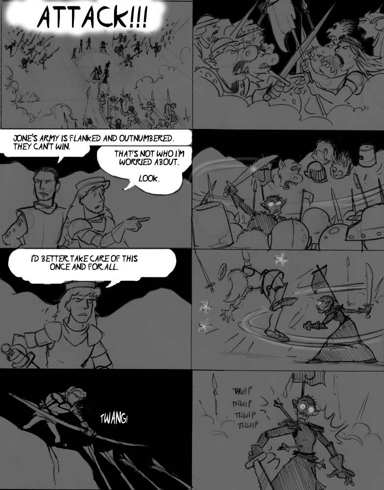 1394 Battle Engagement
