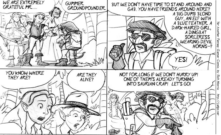1784 The Return Of Gummer Groundpounder