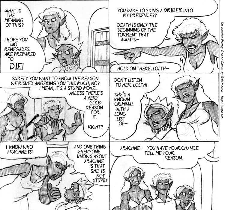 2147 Trial By Demon Queen