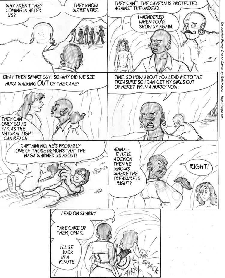 2269 Safana Goes For Broke