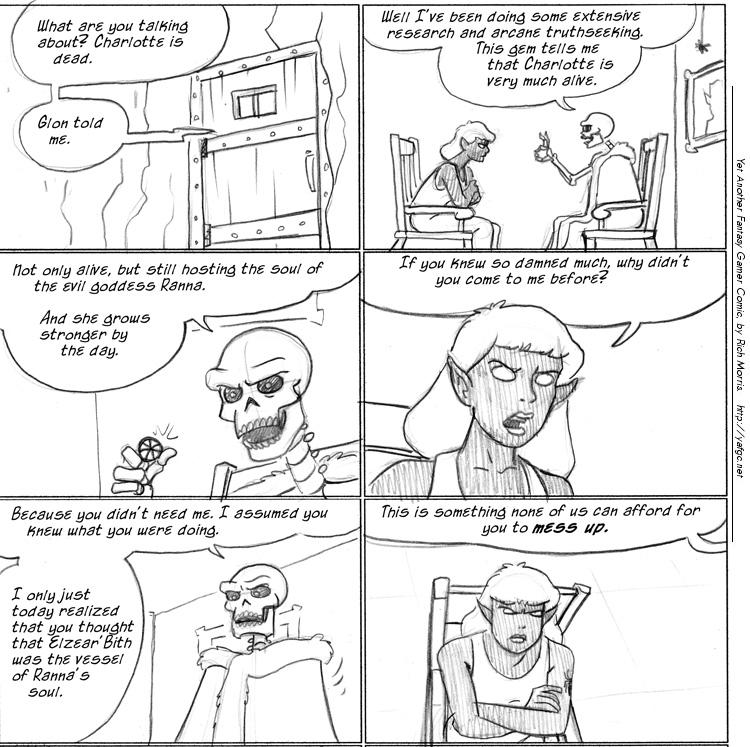 2783 Arachne Gets Told