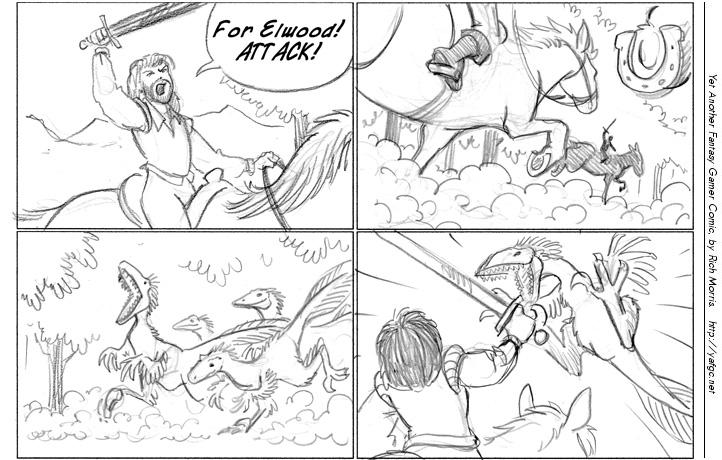 2864 Dromeosaurs