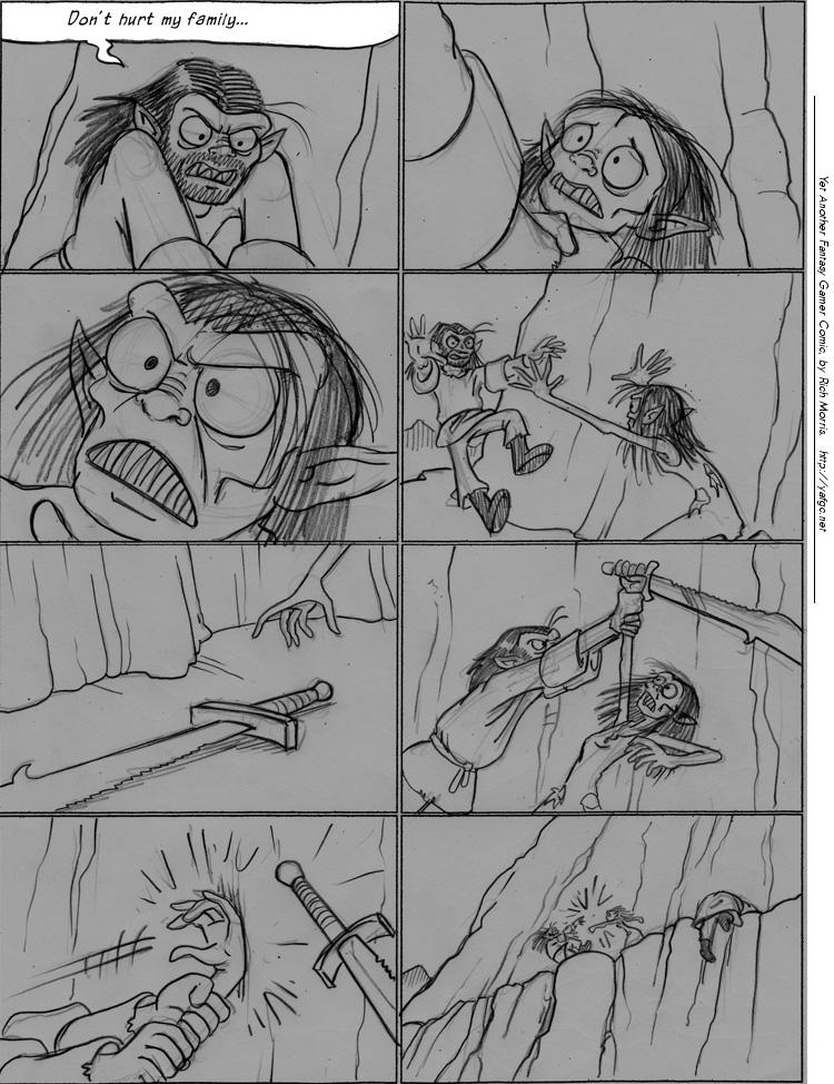3019 Half Orc Conflict