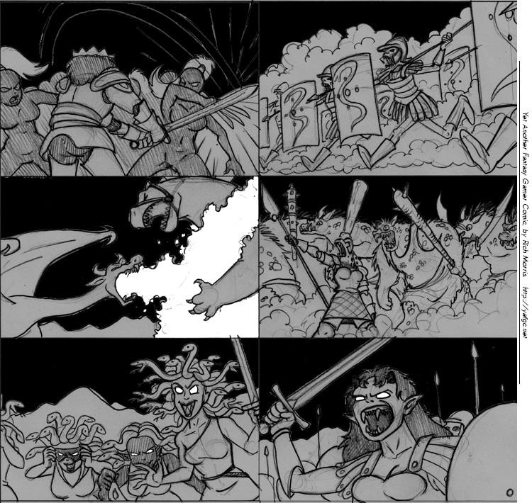 3330 The Rannites Attack
